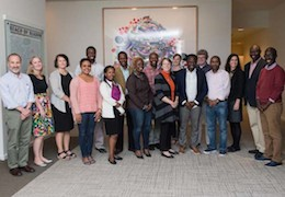 Eisenhower Fellows and Pardee RAND faculty