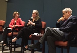 Panel discussion of The Post