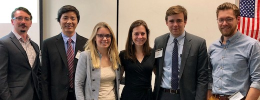 Students at the APPAM 2018 Student Conference