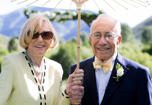 Theresa and Charles Wolf