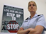 The Air Force National Guard holds a sexual assault Prevention and Response program for the 100,000 Air National Guard members