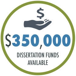 Pardee RAND awards $350,000 in dissertation funds each year, empowering students to innovate and develop new analytical approaches to tough policy problems.