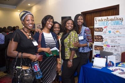 Women at the Mandela Washington Fellowship for Young African Leaders Initiative (YALI): 2015 West Africa Regional Conference