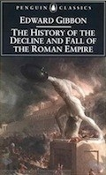 book cover: Decline and Fall of the Roman Empire