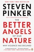 book cover: Better Angels of Our Nature