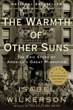 Book cover: The Warmth of Other Suns