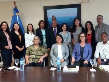 ProMeSA efforts in the Dominican Republic