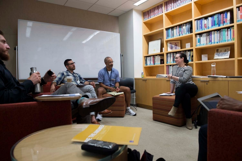 2018 Faculty Leaders Program