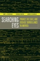 Book cover, Searching Eyes