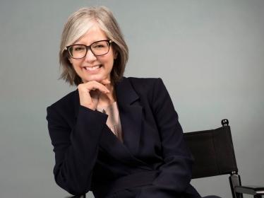 Nancy Staudt, photo by Joe Angeles, Washington University