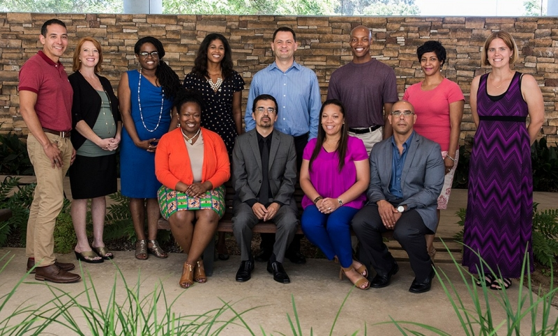 2016 Faculty Leaders Program participants