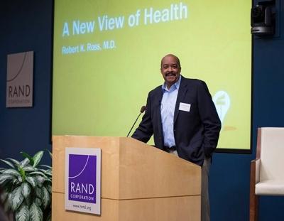 Keynote Speaker Robert Ross at 2015 Symposium