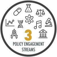 We offer 3 policy engagement streams
