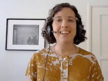 Cara McCormick, manager of the RAND Archives, presents a virtual trip through RAND's history