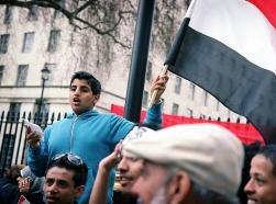 Yemen protesters