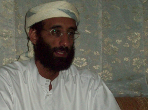 Anwar al-Awlaki in Yemen October 2008