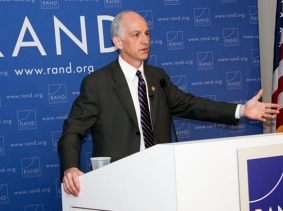 Congressman Adam Smith speaking at RAND, March 29, 2012