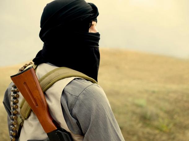 Armed militant