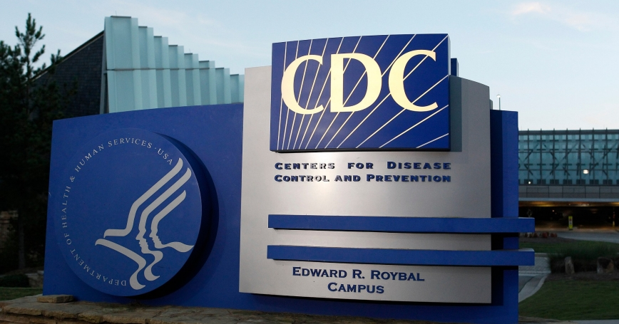 The Centers for Disease Control and Prevention (CDC) headquarters in Atlanta, Georgia, September 30, 2014