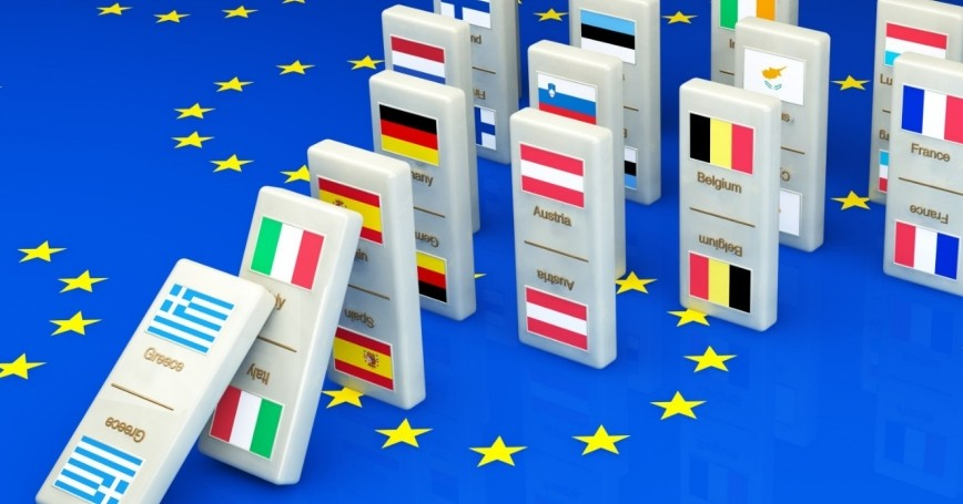EU country dominoes