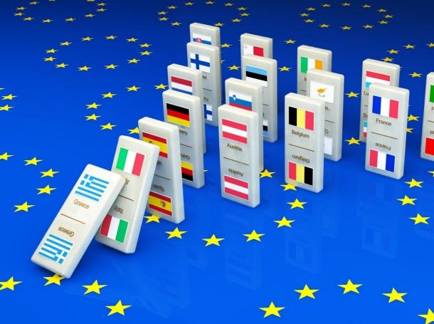 EU country dominoes