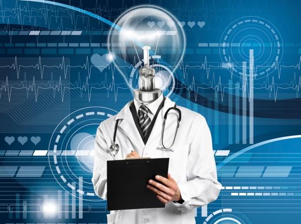 futuristic idea illustration