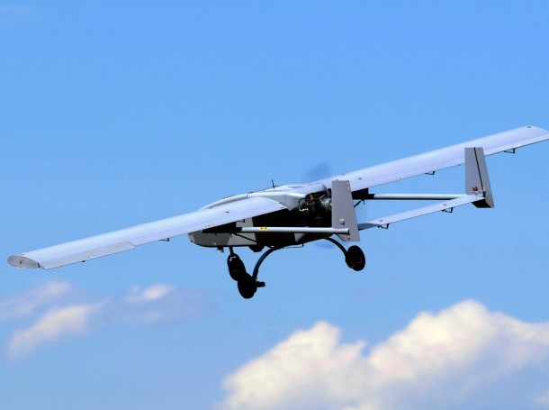 U.S. Air Force Academy's unmanned Viking 300 aircraft