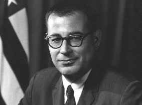 Harold Brown from his time as Secretary of the Air Force