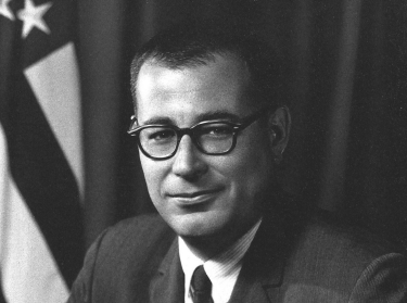 Harold Brown from his time as Secretary of the Air Force (Oct 1965 through Feb 1969)