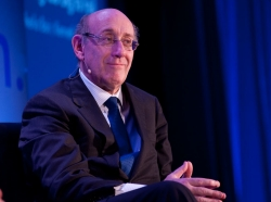 Kenneth Feinberg at RAND's Politics Aside event