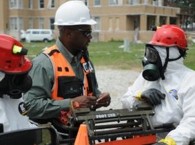 Vibrant Response 13, a major incident exercise conducted by U.S. Northern Command and led by U.S. Army North