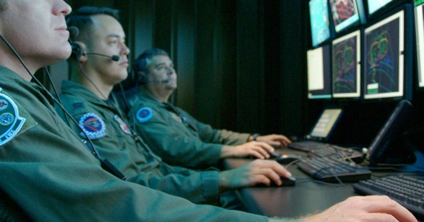 U.S. Air Force cyber lab
