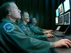 Running a test in a U.S. Air Force cyber lab