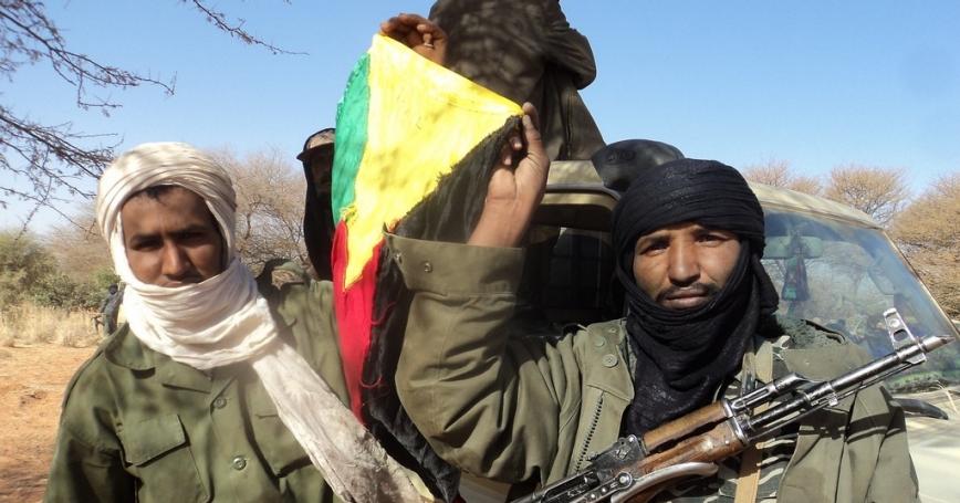 Islamists in Mali