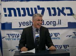Yesh Atid on Election Night