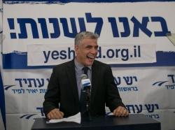Yesh Atid on Election Night
