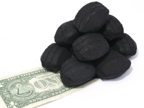 coal and dollars