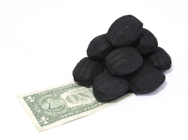 coal and dollars