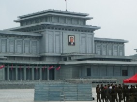 DPRK Kumsusan Memorial Palace