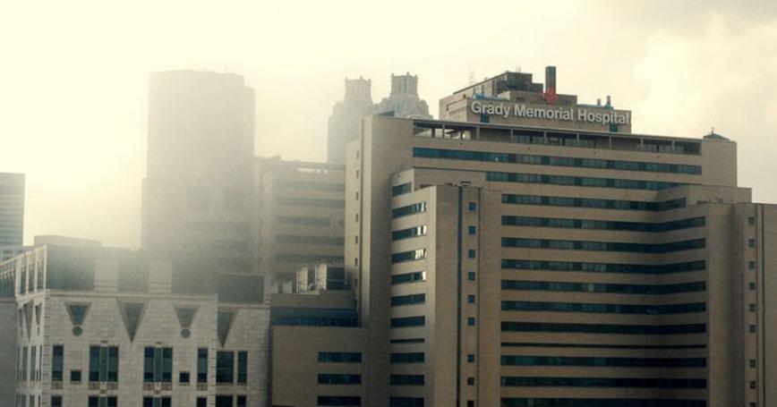 Atlanta's Grady Memorial Hospital