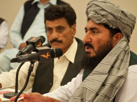 Pakistani community leaders from its Federally Administered Tribal Areas