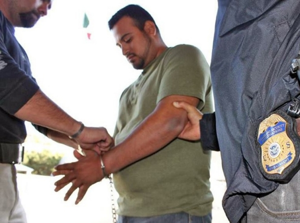 Homeland Security Investigations agents capture Mexican national wanted for kidnapping