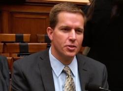 Christopher Paul, RAND senior social scientist, giving testimony