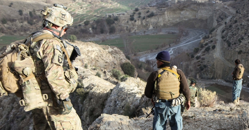 counterinsurgency mission in Afghanistan