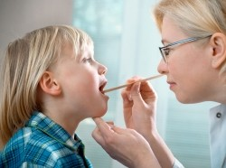 blonde boy getting checkup,child,doctor,medical,kid,examination,medicine,boy,check,pediatrician,specialist,stethoscope,practitioner,neck,sick,look,mouth,profession,professional,job,man,male,feel,care,touch,tonsil,throat,people,intern,person,career,health,general,examine,nurture,checkup,routine,physical,successful,healthcare