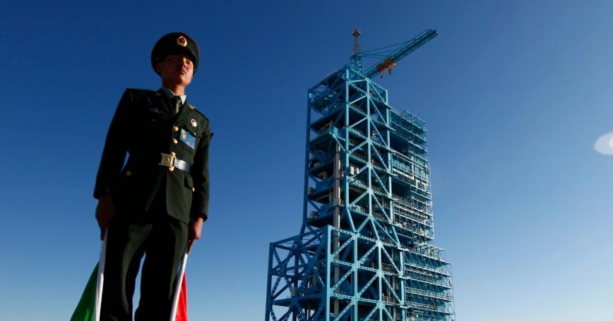 Jiuquan Satellite Launch Center, Gansu province