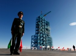Jiuquan Satellite Launch Center, Gansu province