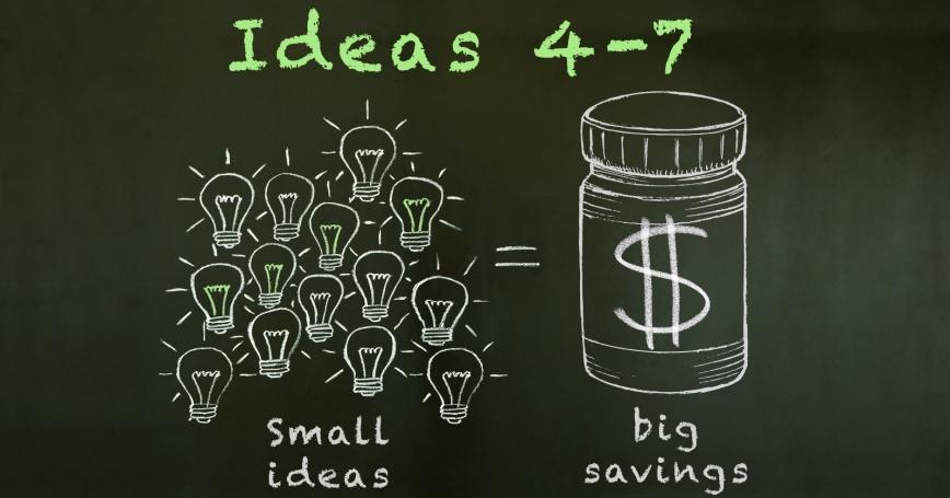 small ideas 4-7