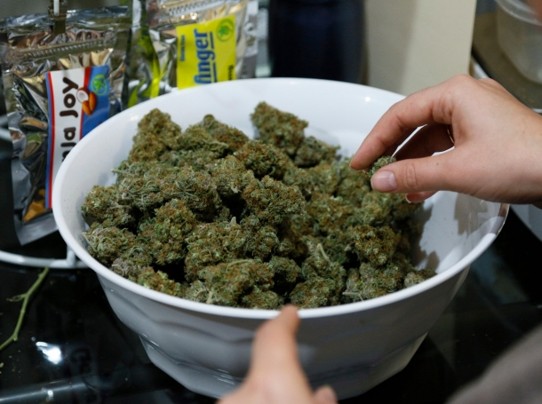 Proprietors of the first marijuana retailers licensed to sell pot for recreational use in Colorado