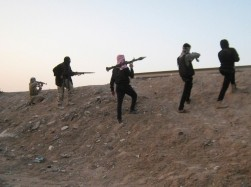 Members of the extremist Islamic State in Iraq and the Levant are holed up in Fallujah along with Sunni fighters angry at Prime Minister Maliki over what they say are policies which discriminate against Iraq's Sunni minority